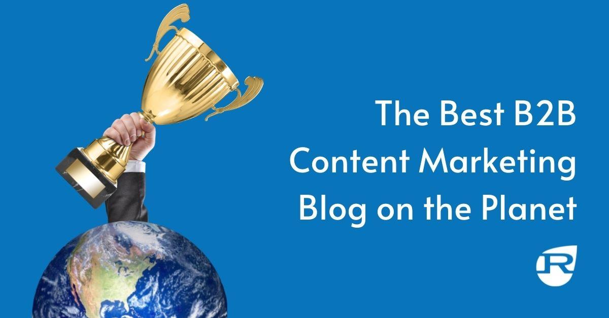 B2B Content Marketing Blog
